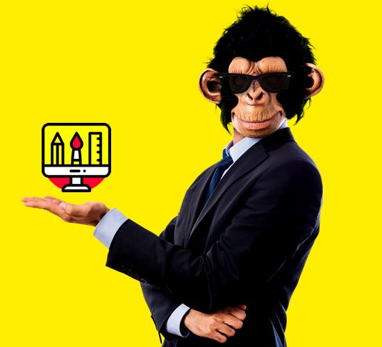 Mr. Ape - Desarrollo web